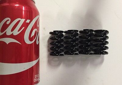 """.177"""" Wire Compression Spring Lot Of 4"""