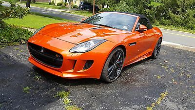2014 Jaguar F-Type V8s Jaguar F type V8s 500 hp $108k MSRP + FULLY LOADED!!
