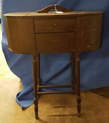 Martha Washington Sewing Box/Cabinet