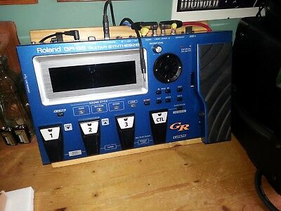 Roland GR-55S Guitar and Bass Synthesizer
