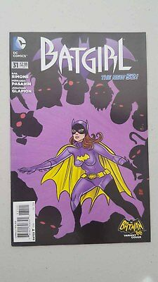 Batgirl #31 -1:25 Batman '66 Variant  -  Dc New 52 Comics
