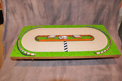 Midway Raceway Race Way or Flying Turns Pinball racetrack unit