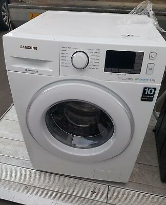 very good condition 12kg white samsung ecobubble washing. Black Bedroom Furniture Sets. Home Design Ideas