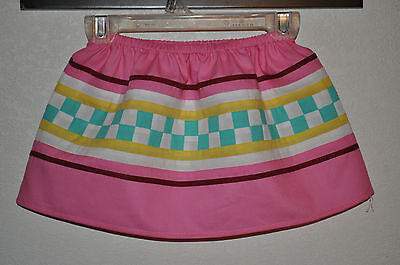 New Seminole Patchwork Skirt Girls (18-24M)