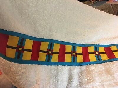 New Seminole Patchwork Bath Towel