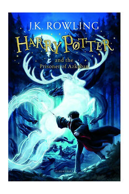 Harry Potter and the Prisoner of Azkaban (Harry Potter 3/7)-J.K.Rowling FAST P&P