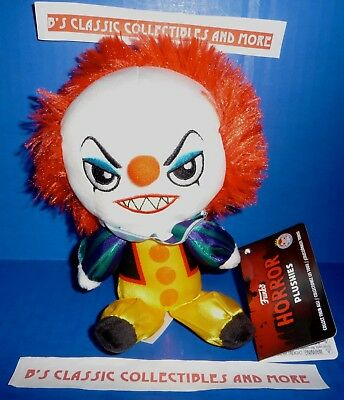 "Pennywise It Horror Plushies 8"" It Movie Funko New!"