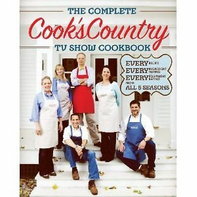 NEW The Complete Cook's Country TV Show Cookbook Recipes from ALL FIVE SEASONS