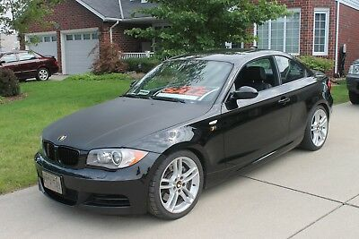 2009 BMW 1-Series M Sport Very clean 6 Speed Manual Twin Turbo 135i M Sport-BMW Maintained-No Winters