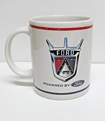 Powered by Ford Coffee 10 oz Mug