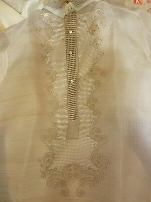 Barong Tagalog - excellent quality  XL