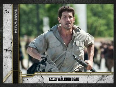 Topps The Walking Dead Card Trader Come What May Shane Lot of 6