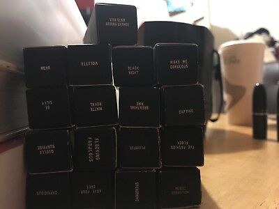 Mac Lipstick Lot NEW in Box Pick Your Shade**