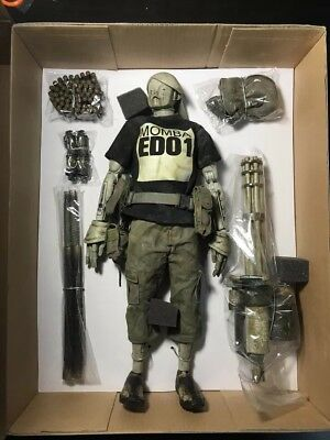 3A ThreeA Ashley Wood E.D.O. Momba 001 TK Excellent As New Condition