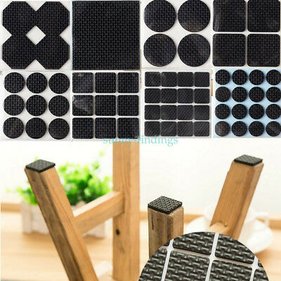 Anti-Skid Rubber Furniture Protection Self Adhesive Pads Floor Scratch Protector