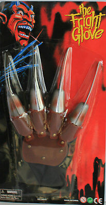 The Fright Glove Adult Mens Costume One Size Nightmare On Elm Street Fright