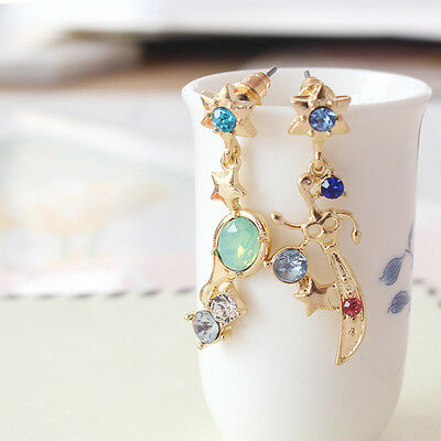 Sailor Moon Cosplay Earrings Uranus & Sailor Neptune Talisman Earing Collection