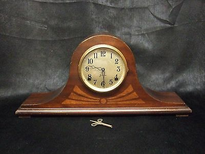 Antique Sessions 8 Day Dual Chime Mantle Clock