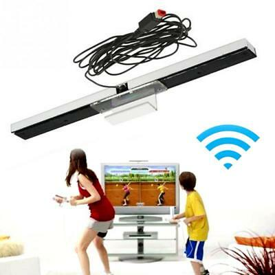 1PC Wired Infrared IR Signal Ray Sensor Bar/Receiver for Nintendo for Wii Remote