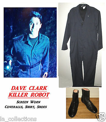 TOMORROWLAND Screen Used DAVE CLARK KILLER ROBOT Costume Production Worn DISNEY