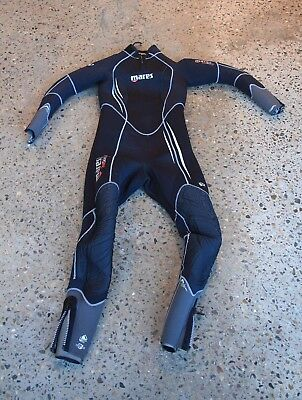 Mares Wetsuit 2nd Skin She Dives, 6 mm thickness, Size 3 (AU Size 10-12)