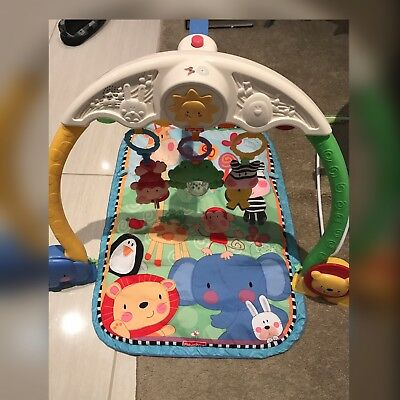 Fisher Price Gym And Bright Starts Bouncer Bundle