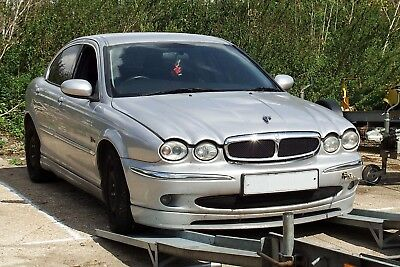 Jaguar X type 2.5 V6 Stirling Sport AWD / 4x4 Spares or Repairs - Good Condition
