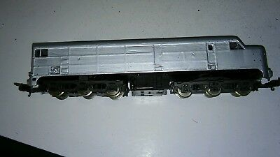 Nsw 44 Class Diesel Ho Boxed Repaint Silver Livery 4496 This Item Is Relisted