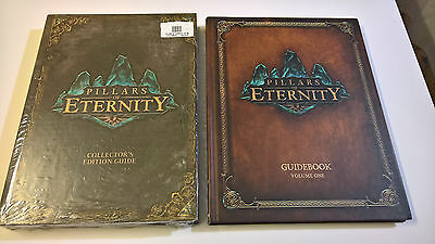 Pillars of Eternity Collector's Edition Strategy Guide Book Hardcover