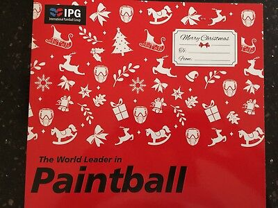 20 Paintball Tickets for IPG