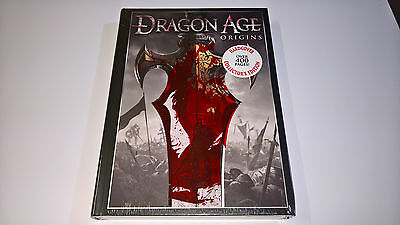 Dragon Age Origins Collector's Edition Strategy Guide Book Hardcover