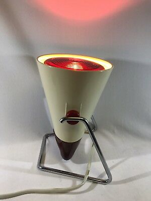Vintage Philips Infraphil Therapy Heat Lamp