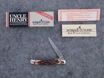 Schrade Usa Uncle Henry 197Uh