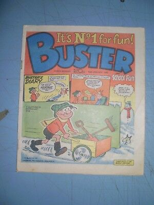 Buster issue dated January 12 1985