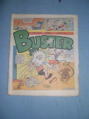 Buster issue dated April 27 1985