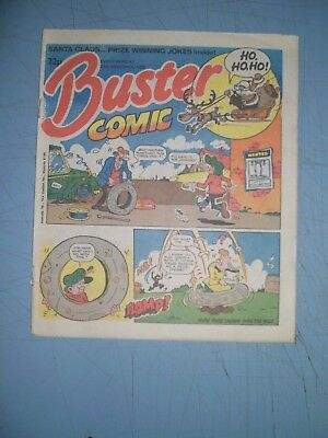 Buster issue dated November 30 1985