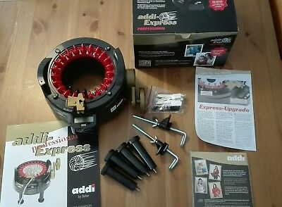 Addi express professional Strickmaschine