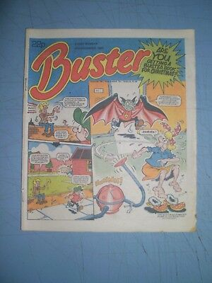 Buster issue dated December 21 1985