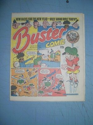 Buster issue dated January 4 1986