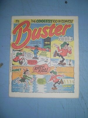 Buster issue dated January 11 1986