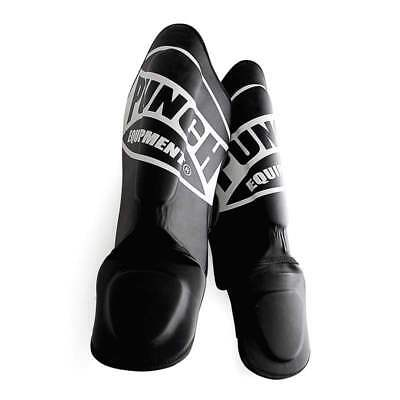 NEW Punch Shin Guards - Muay Thai Kick Boxing MMA Shin Guards Pads Sparring Pads