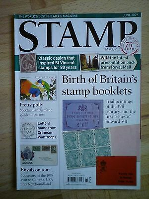 Stamp Magazine - June 2009