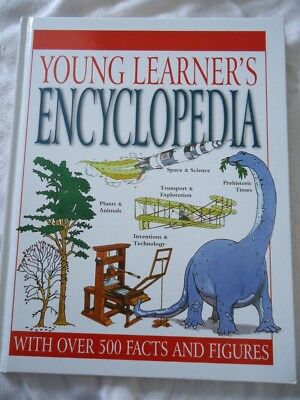 Young Learner's Encyclopaedia - A High Quality Hardback Book