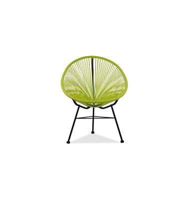 GFURN Reproduction of Acapulco Chair - Grass Green