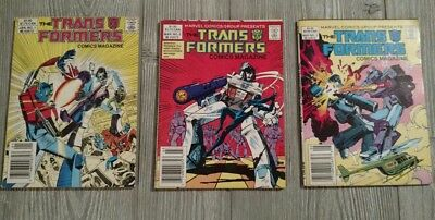 The Transformers Lot  digest-size TPB issues #1-3