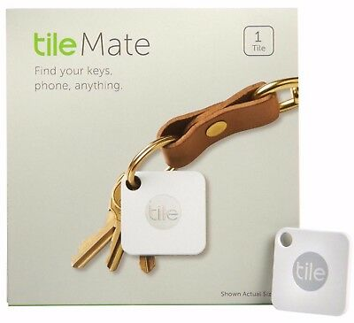 Tile Mate Bluetooth Tracker Key Finder BRAND NEW IN BOX! ***FREE P&P***