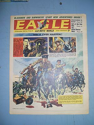 Eagle issue 47 dated November 19 1966