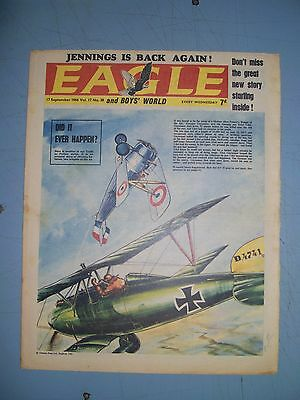 Eagle issue 38 dated September 17 1966