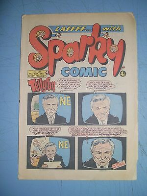 Sparky issue 539 dated May 17 1975