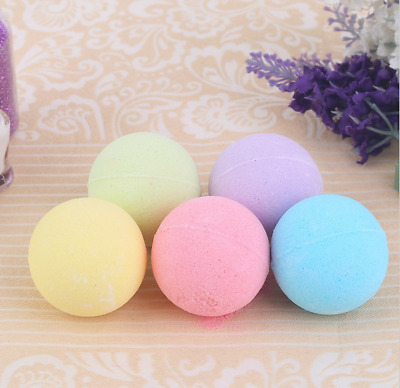 Small Bath Bomb - Aromatherapy / SPA, Body Cleaner, Handmade Bath Gift